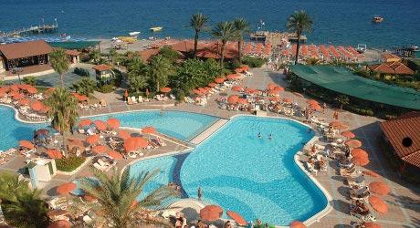 Отель в турции kiris resort