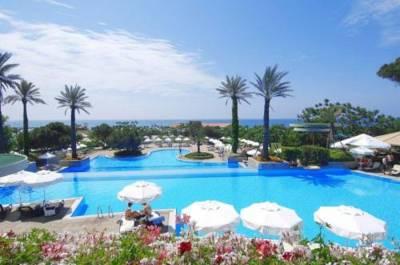 Популярные отели анталии для отдыха с